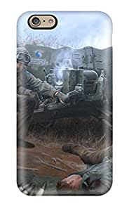 Hot Tpu Cover Case For Iphone/ 6 Case Cover Skin - Soldier