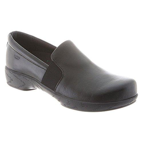 Klogs Footwear Women's Tucker Black Tintoretto 8 W US