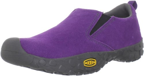 KEEN Rintin Slip On Shoe ,Purple Heart,6 M US Big Kid