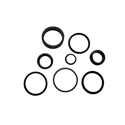 Steering Cylinder Packing Kit For Case/International Tractor D148100 D83184: Automotive