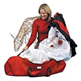 St. Nicks Choice All-Purpose Large Heavy Duty Holiday Decorations Christmas Storage Bag
