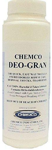 Odor Eliminator - Deo Gran - Industrial Strength Odor Eliminator - 12x2 Pound Bottles/Case
