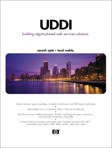 UDDI: Building Registry-based Web Services Solutions