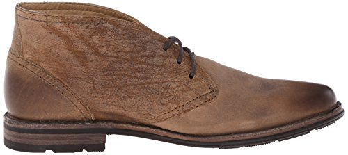Frye Mens Oscar Chukka Boot Sand Texture Pieno Fiore - 82460