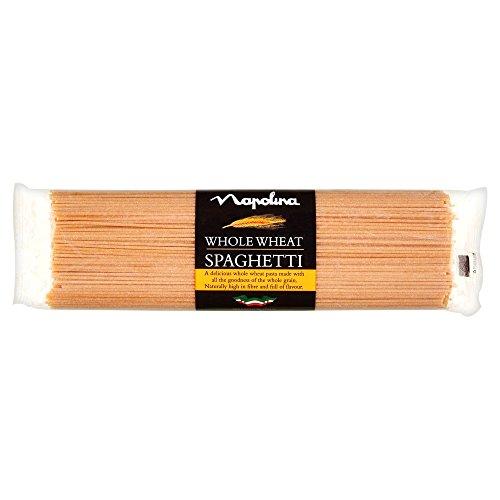 Napolina Whole Wheat Spaghetti - Drink 500g