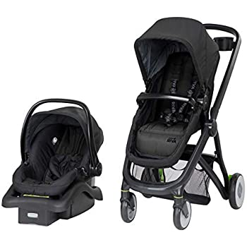 Amazon Com Gb Lyfe Travel System Merlot Baby