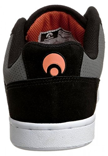 Osiris Skateboard Shoes --OS 96- Black/Charcoal/Orange