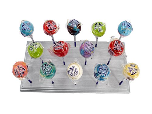 wooden cake pop stand - 5