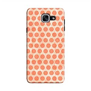 Cover It Up - Pink Polka Galaxy J7 Prime Hard Case