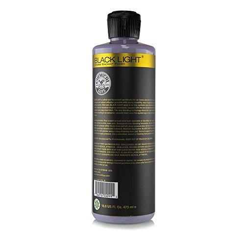 chemical guys gap 619 16 black light hybrid radiant finish. Black Bedroom Furniture Sets. Home Design Ideas