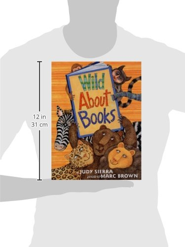 Wild About Books by Knopf Books for Young Readers (Image #2)