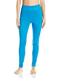 Duofold Women\'s Varitherm Pant, Underwater Blue, S