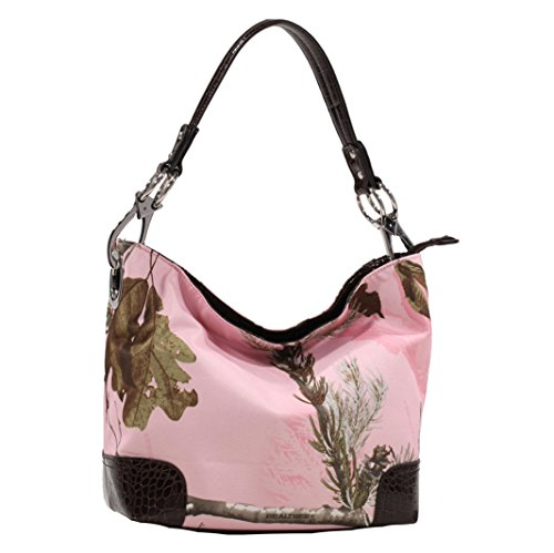 Emperia Women's Boho Bag with Luxury Hardware Rings, Real...