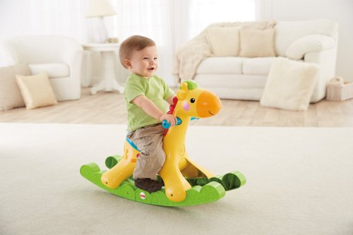 Fisher-Price Rockin' Tunes Giraffe