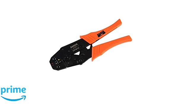Bahco crw05 - Alicates carraca terminal tubular 225mm: Amazon.es: Bricolaje y herramientas