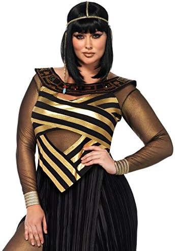412A4lZDb0L. AC  - Leg Avenue Women's Queen Cleopatra Costume