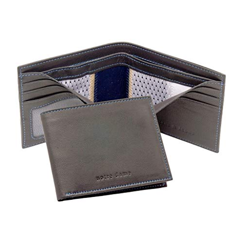 Tokens & Icons NCAA Collegiate Used Football Uniform Wallet - Notre Dame (81ND)