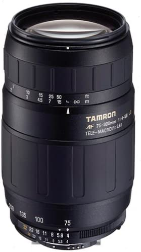 Tamron Af Tele Macro Ld 75 300mm 4 5 6 75 300 Mm Für Elektronik