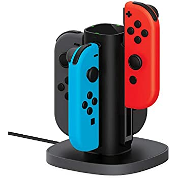 Amazon.com: OIVO Controller Charger Compatible with Nintendo ...