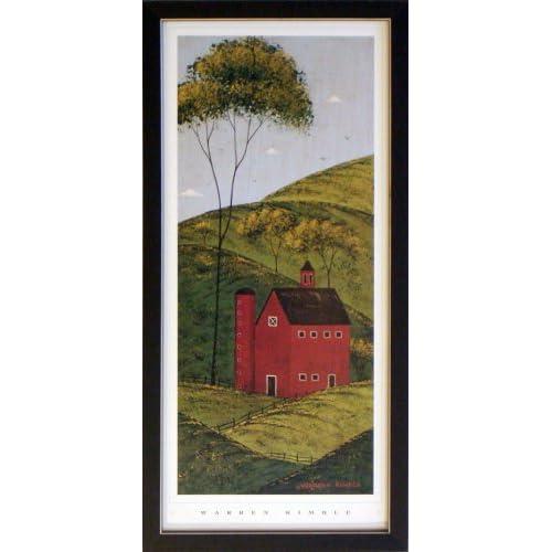 warren kimble prints: .com