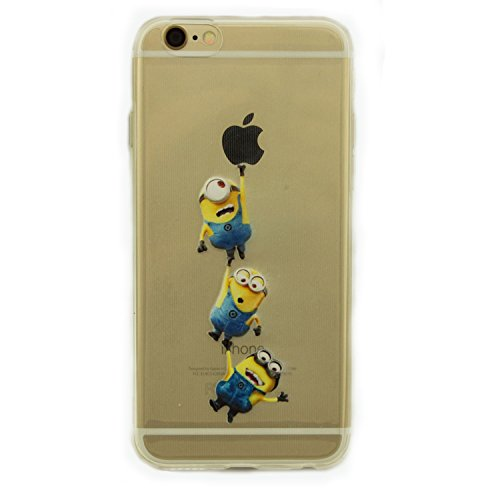 2c4d0e1db35 MEILISHO® Fashion Iphone 6/6S (4.7 inches) TPU Funda Dura Bumper Case Cover  Carcasa Para iPhone 6/6S (Style 12): Amazon.es: Electrónica