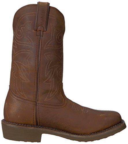 Durango Menns Ddb0100 Vestlige Boot Soggy Brun