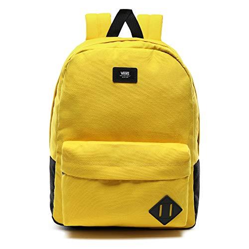 🥇 Vans Old SKOOL III Backpack Mochila Tipo Casual 42 Centimeters 22 Amarillo