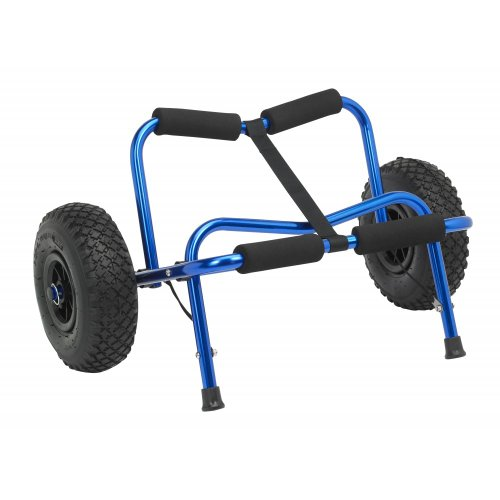 Palm Big Caddy Heavy Duty Kayak Trolley -Blue MS075 by Palm