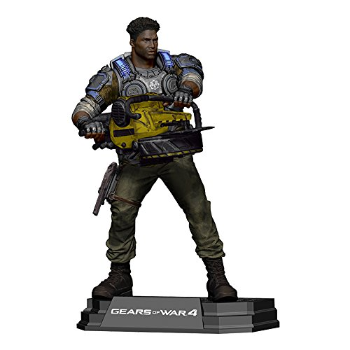 McFarlane Toys Gears of War 4 Del Walker 7 Collectible Action Figure