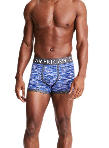 - American Eagle Men's Heathered 3