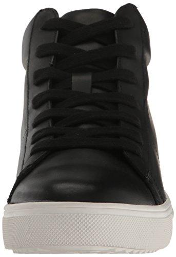 Sneaker Di Moda Donna Jondo Impermeabile Blondo In Pelle Nera