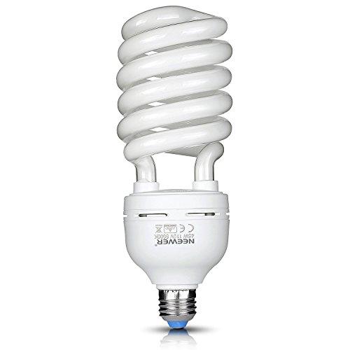 neewerr-tri-phosphor-cfl-daylight-balanced-bulb-with-5500k-45watt-e27-for-photography-and-video-stud
