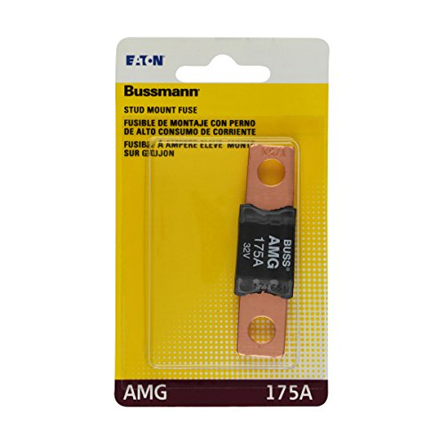 Bussmann (BP/AMG-175-RP) 175 Amp High Current Bolt-on Fuse