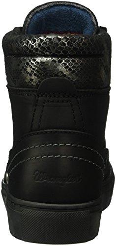 Boots Black Schwarz Wrangler Ankle Black 62 Women's Historic zxFP6g