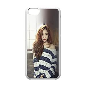 iPhone 5c Cell Phone Case White hf03 goo ha ra kpop girl music FY1524515
