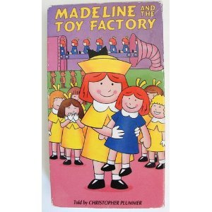 amazon com madeline and the toy factory vhs tracey lee smythe