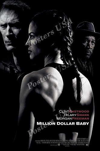 Posters USA - Million Dollar Baby Movie Poster GLOSSY FINISH - MOV132 (16