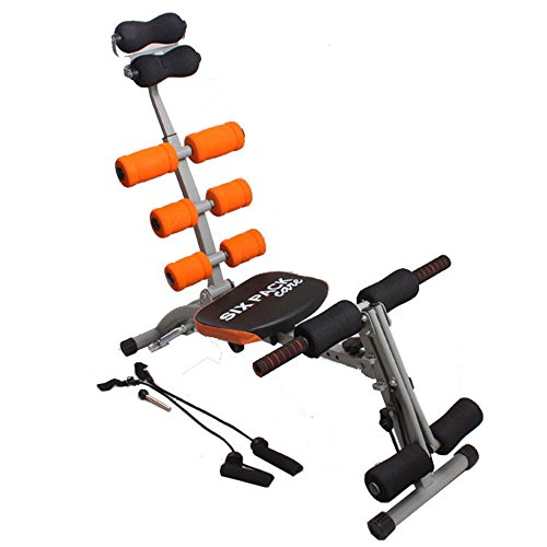 Abdominal+Machine Products : Adjustable Six Pack Care Abdominal Workout Training AB Exercise Fitness Gym Machine