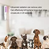 MIAO MIAO HOME UV Light Sanitizer Ultraviolet Light Sterilizer Travel Surface Wand Disinfection Lamp for Househcold