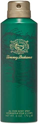 Tommy Bahama Set Sail Martinique for Men All Over Body Spray, 6 Ounce