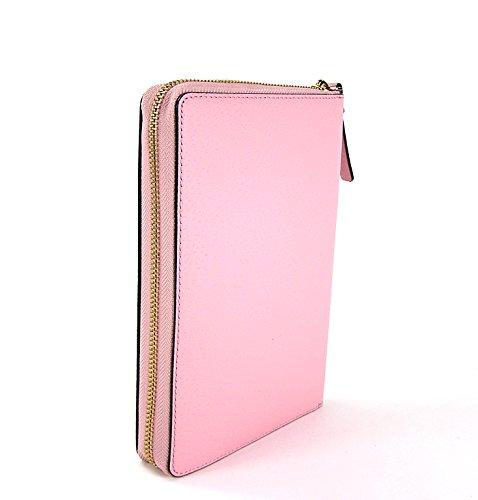 Kate Spade Zip Around Personal Organizer Grove Street Pink Bonnet by Kate Spade New York (Image #1)'
