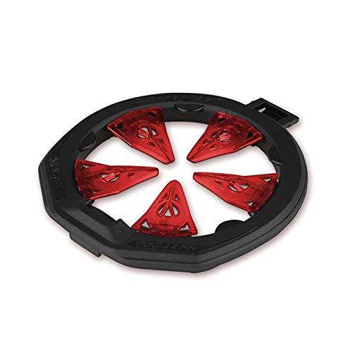 Virtue Paintball Spire III/280/IR CrownSF II Loader/Hopper Speedfeed - Red