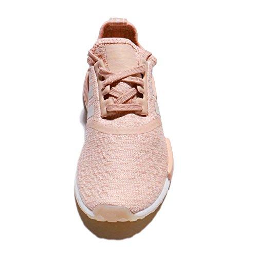Adidas Vrouwen Nmd_r1 W, Roze / Wit, 8 Us