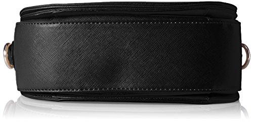 Mujer Lydc G1706 Negro Bandolera Bolsos black B0gnCqwxt