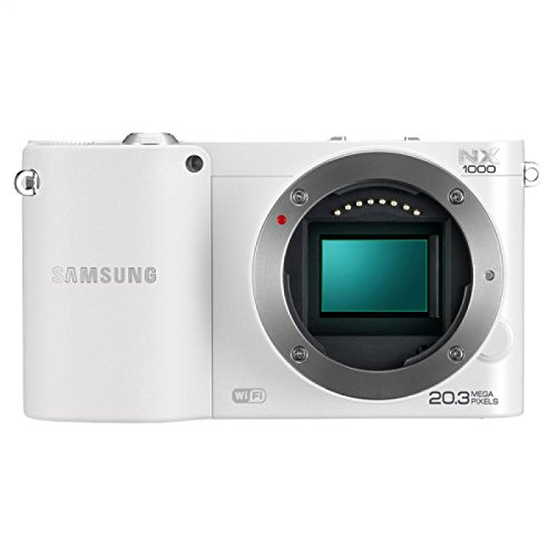 Samsung NX1000 20.3 Megapixel Compact System Camera with 20