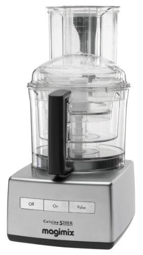 Amazon.de: Magimix Küchenmaschine Coisine Systeme 5200 XL chrom matt