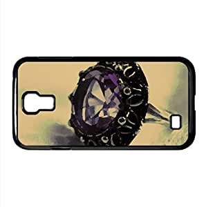 Ring Watercolor style Cover Samsung Galaxy S4 I9500 Case by icecream design