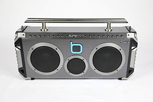 Bumpboxx Flare6 Carbon Fiber Bluetooth Boombox Speaker