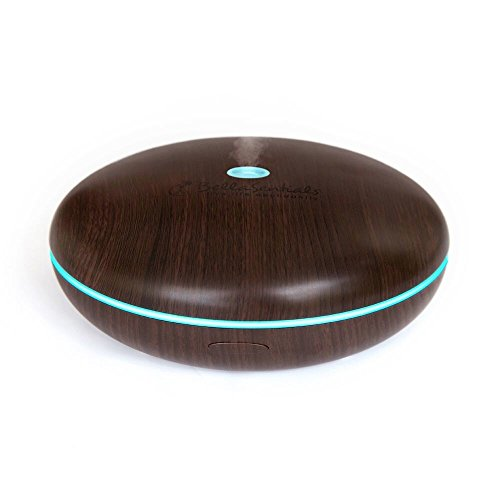 BellaSentials Essential Oil Diffuser ? Long Lasting Aromatherapy Diffuser Runs 8 - 12 Hours Add Your Favorite Aroma To Our Diffuser ? Run Throughout The Night Helping You Get A Good Night?s Rest