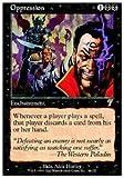 Magic: the Gathering - Oppression - Seventh Edition
